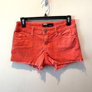 BDG Urban Outfitters Corduroy CutOff Shorts